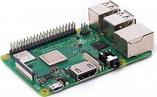 Raspberry Pi 3 Model B+ Single-Board Computer