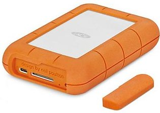 LaCie Rugged Raid Pro External Hard Drive