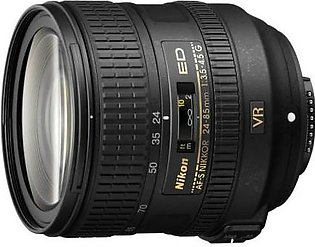 Nikon AF-S NIKKOR 24-85mm f/3.5-4.5G ED VR Digital Camera Lens