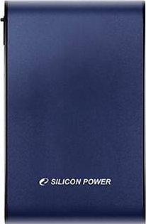 Silicon Power Armor A80 Waterproof and Shockproof Portable Hard Drive
