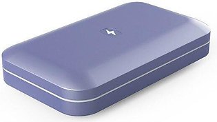 PhoneSoap 3 Smartphone UV Sanitizer - 2-Pack - Periwinkle