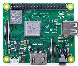 Raspberry Pi 3 Model A+ Single-Board Computer