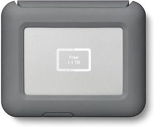 LaCie DJI Copilot Boss External Hard Drive - 2TB