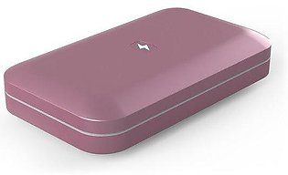 PhoneSoap 3 Smartphone UV Sanitizer - 2-Pack - Orchid