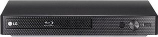 LG Blu-ray Disc Player with Streaming Services