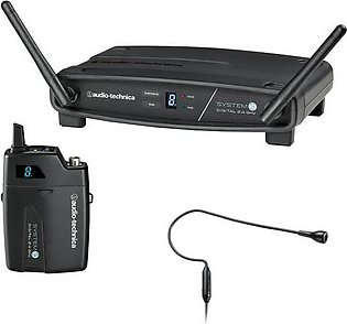 Audio-Technica ATW-1101/H92 System 10 Stack-Mount Digital Wireless System