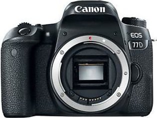 Canon EOS 77D Digital SLR Camera