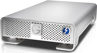 G-Technology G-DRIVE with Thunderbolt External Hard Drive
