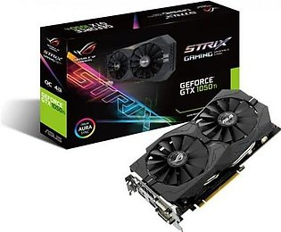 ASUS Rog Strix GeForce GTX 1050 Ti Gaming Graphics Card