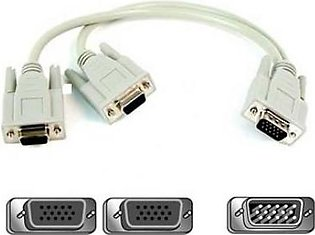"Belkin PRO Series VGA Monitor Signal ""Y"" Cable - VGA Splitter"
