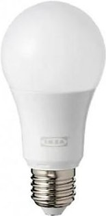 IKEA TRADFRI LED bulb E27 600 Lumen Wireless Dimmable Colour and White Spectrum Opal White