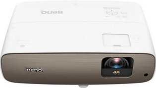 BenQ 4K Home Theater Projector for Movie Lovers with DCI-P3 in Dark Room