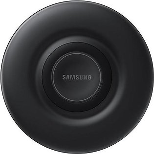 Samsung Wireless Charger Pad 9W, Compatible With Select Galaxy And Apple Devices