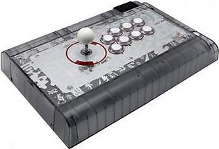 Qanba Crystal Joystick for PlayStation 4 and PlayStation 3 and PC