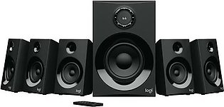Logitech Z606 5.1 Surround Sound Speaker System with Bluetooth