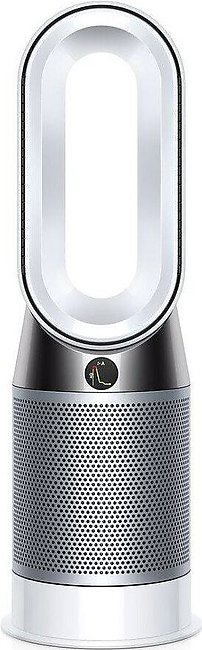 Dyson Pure Hot + Cool HP04 Purifying Heater Fan - White/Silver