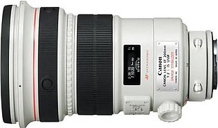 Canon EF 200mm Telephoto Lens