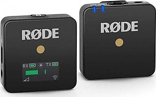 RODE Wireless GO Compact Wireless Microphone System