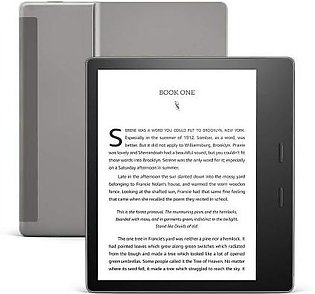 Amazon All-new Kindle Oasis - With Adjustable Warm Light 10th Generation - 2019