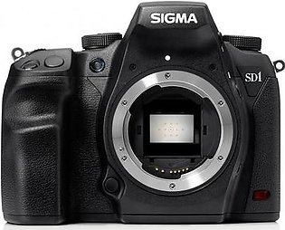 Sigma SD1 Merrill Digital SLR Camera
