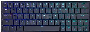 Cooler Master SK621 Gaming Mechanical Keyboard with Cherry MX Switch