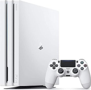 Sony PlayStation 4 Pro Gaming Console - White