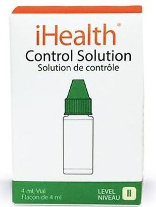 iHealth Control Solution for iHealth Glucose Meter