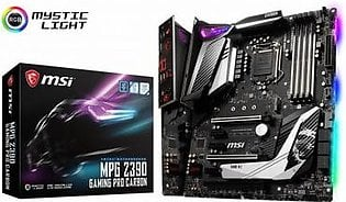 MSI MPG Z390 Gaming Pro Carbon AC Motherboard