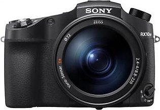 Sony RX10 IV with 0.03 s. AF/25x Optical Zoom