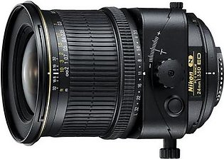 Nikon PC-E NIKKOR 24mm f/3.5D ED Digital Camera Lens