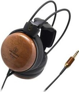 Audio-Technica ATH-W1000Z Audiophile Closed-back Dynamic Wooden Headphones
