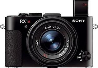 Sony RX1R II Professional Compact Camera with 35 mm Sensor