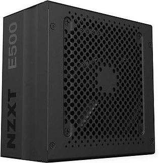 NZXT E500 Fully Modular 500 Watts Power Supply for Gamers