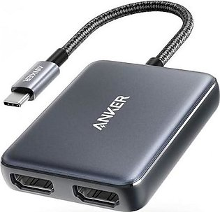 Anker PowerExpand USB C to Dual HDMI Adapter