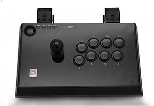 Qanba Carbon Joystick for PlayStation 3 and PC