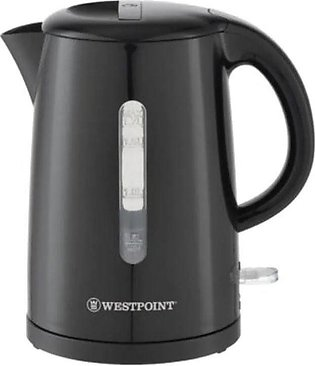 Westpoint WF-8266 kettle Concealed Element 1.7 Liter Plastic Body With Official…