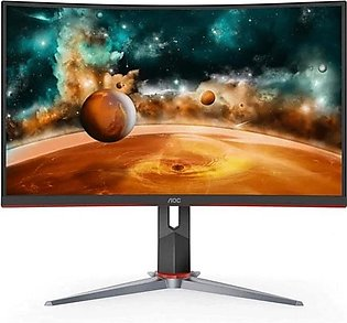 AOC CQ27G2 27-Inch HD Curved Gaming LED Monitor