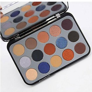 Glam Reflection - 15 Colors Eyeshadow Palette smoke BH Cosmetics Eyeshadow