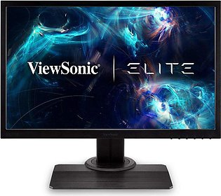 ViewSonic Elite XG240R 24 Inch 1080p 1ms 144Hz RGB Gaming Monitor with FreeSy...