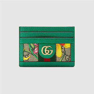 Gucci Exclusive Ophidia Flora card case