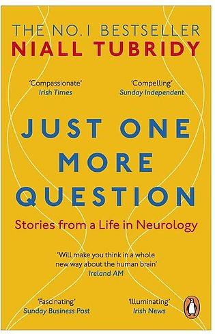 Just One More Question By Niall Tubridy (E-Book)