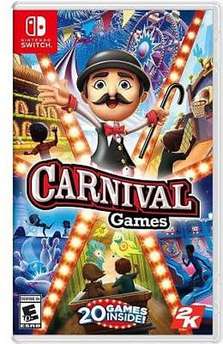 Carnival Games Nintendo Switch Games