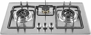 DanCare 276-B 3-Burners Hob with Official Warranty