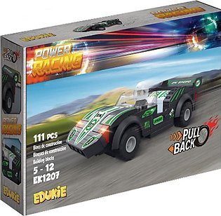 Power Racing Car – Cobra Building blocks : 111