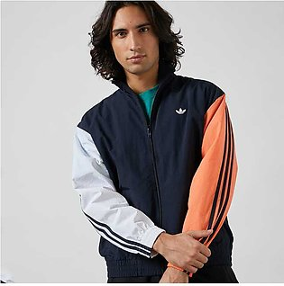 Adidas Trefoil Windbreaker Track Jacket for Men