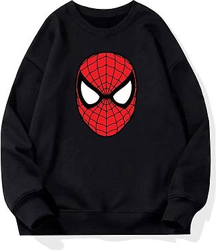 Spiderman Printed Sweatshirt By R&H