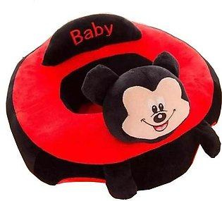 Black Mouse Baby Seater