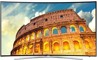 """Samsung 55"""" H8000 Curved 3D Smart LED TV (1 Year Official  Warranty)"""