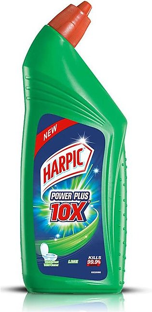 Pack of 3 Harpic Toilet Cleaner 1L