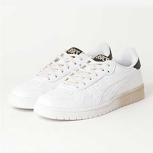 Asics Japan S Lace-Up Trainers White For Women